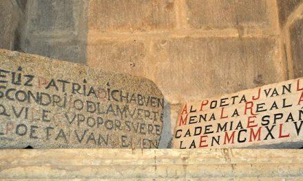 El viaje póstumo de Juan de Mena