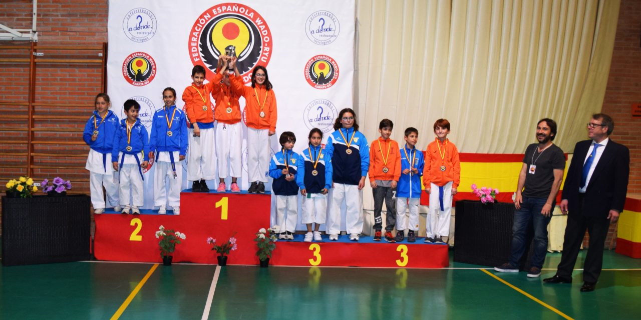 Crónica y Fotos XIX Campeonato de España de Kárate Wado Ryu