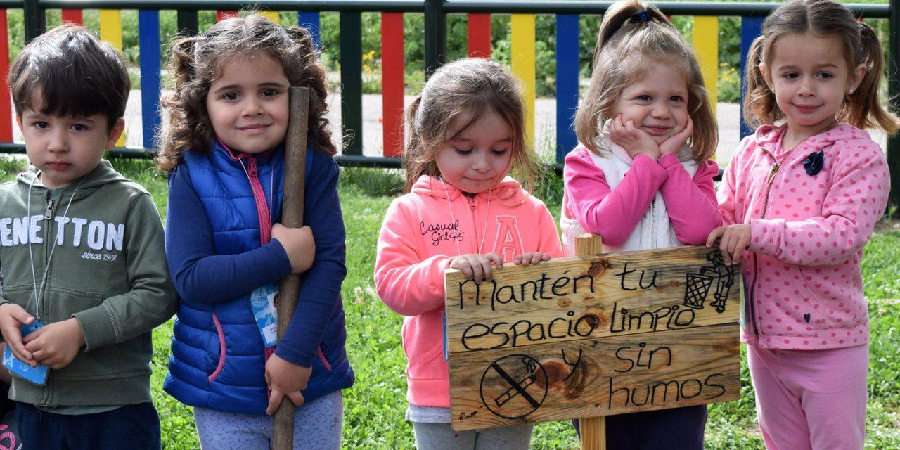 Bases Concurso Mensaje Limpieza Escuela Infantil