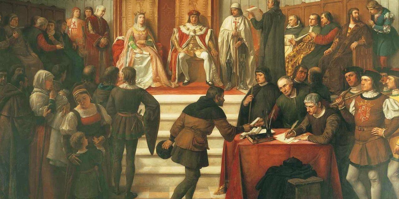 Conferencia Contexto Histórico del Cardenal Cisneros