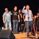 P.J. Blues Band abre el I Festival de Rock de Torrelaguna