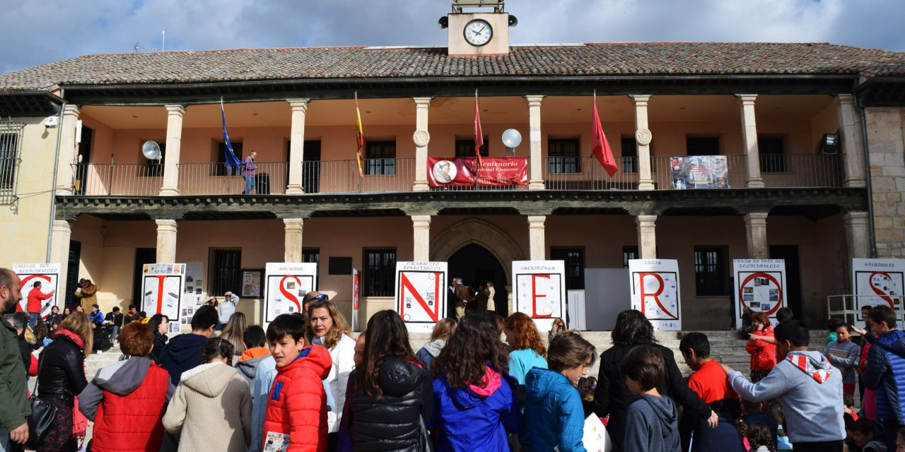 Fotos Jornada Intercentros REDEScubriendo a Cisneros
