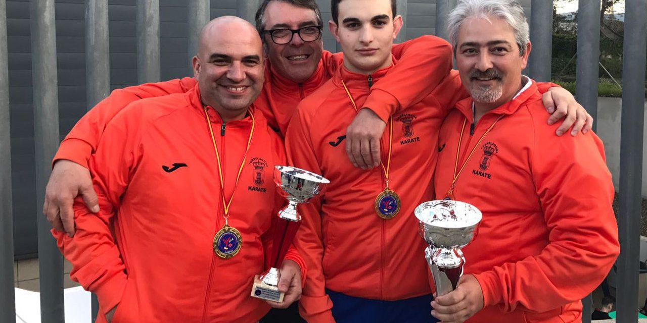 Los Karatekas de Torrelaguna logran nuevos triunfos en Barcelona