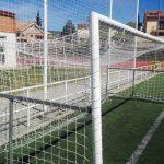 Mejoras en las instalaciones deportivas de Torrelaguna