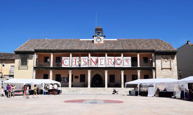 Vídeo y Fotos I Feria del Libro de Torrelaguna