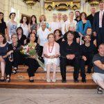 Vídeo y Fotos Concierto 25 Años Grupo Vocal Juan de Mena