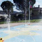 Parque acuático infantil: buenas y malas noticias