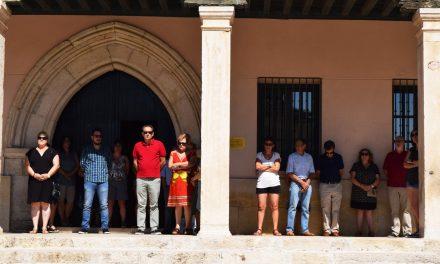 Minuto de silencio por el atentado en Barcelona