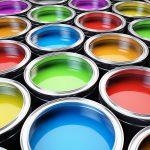 Trabajos de pintura de fachadas en la Plaza