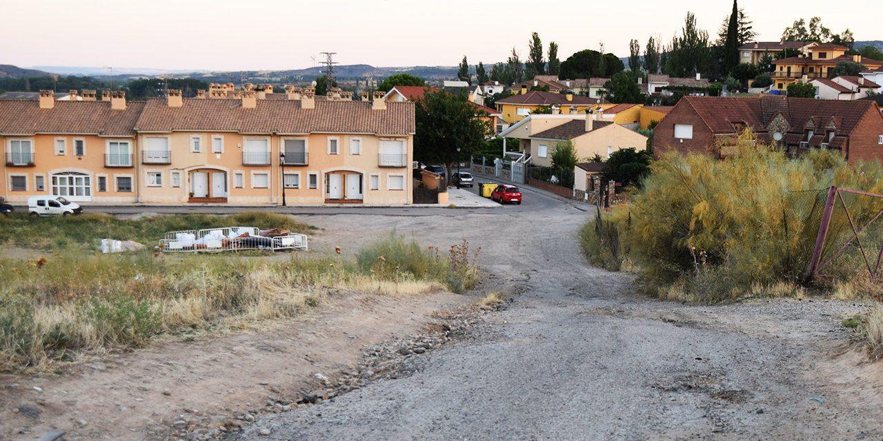 Arreglo Calle de Las Huertas (Cuesta del Piojo)