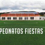 Campeonatos Deportivos Fiestas 2017