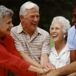 Dinamización Social: Reunión en el Hogar de Jubilados