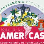 Bailes de las Américas en honor a Cisneros
