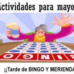Sábado 21: Tarde de Bingo y Merienda