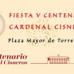 Programación Fiesta V Centenario Cardenal Cisneros