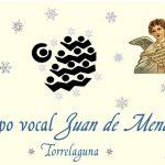 Sábado 16: Concierto Navidad Grupo Juan de Mena