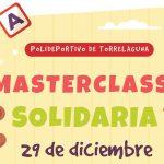 Masterclass Solidaria en el Polideportivo