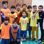 Fotos II Torneo Fútbol Infantil Reyes