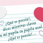Frase Ganadora V Concurso San Valentín