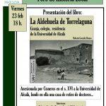Presentación del libro La Aldehuela de Torrelaguna