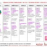 Actividades I Semana Cultural Torrelaguna