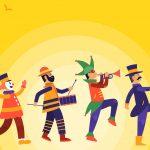 Desfile de Carnaval 2018
