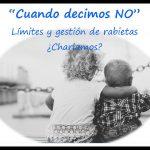 Sábado 24: Charla sobre rabietas infantiles