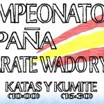 XX Campeonato de España de Kárate Wado Ryu