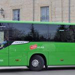 Cambio Paradas Autobús por las Fiestas