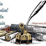 Sábado 24: Celebración del Día de la Poesía
