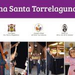 Actos Semana Santa Torrelaguna 2018