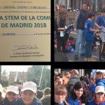 Abril de éxitos para el Colegio de Torrelaguna