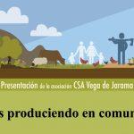 Sábado 21: Presentación CSA Vega de Jarama