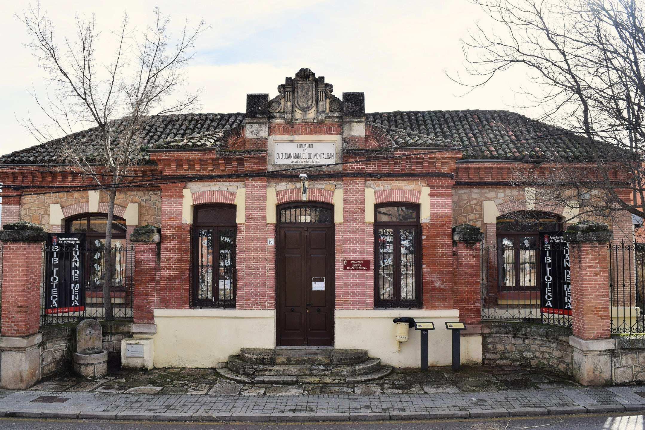 Biblioteca Municipal Juan de Mena