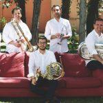 Sábado 14: Concierto Bessel Brass