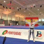 Gran actuación del Kárate de Torrelaguna en Portugal