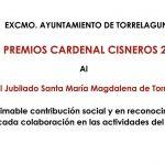 Ganadores de los II Premios Cisneros