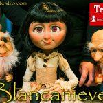 Viernes 30: Títeres 'Blancanieves'