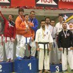 Los karatecas de Torrelaguna triunfan en Valencia