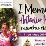500 ciclistas rendirán homenaje a Antonio Martín
