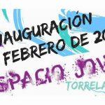 2 de febrero: Inauguración Espacio Joven