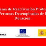 Programa de reactivación profesional para desempleados