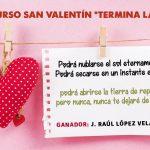 Ganador VI Concurso San Valentín Termina la Frase