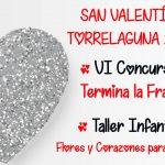 Programación San Valentín Torrelaguna 2019