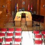 Convocatoria Pleno Extraordinario 29 de abril