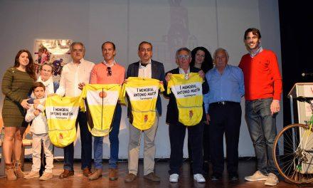 Vídeo y Fotos Presentación I Memorial Antonio Martín