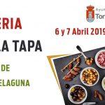 Carteles II Feria de la Tapa 6 y 7 de abril