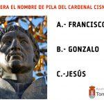 Juegos Turismo Colegio Cardenal Cisneros 2019