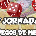 Sábado 1 de junio: V Jornada Juegos de Mesa