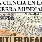 Jueves 30 de mayo: Charla científica